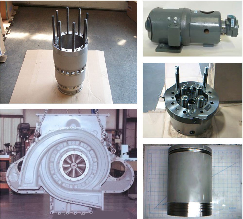 ADP - Train Parts & Systems